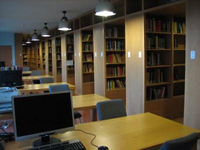 Bibliothèque du Laboratoire de Mathématiques J.-A. Dieudonné