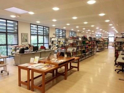 Bibliothèques associées