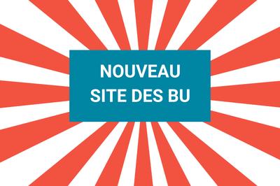 Le nouveau site des BU