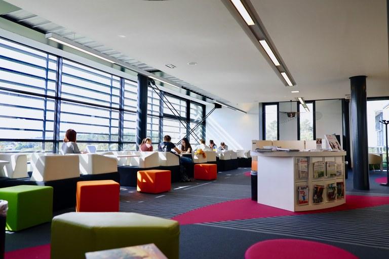 Learning Centre SophiaTech