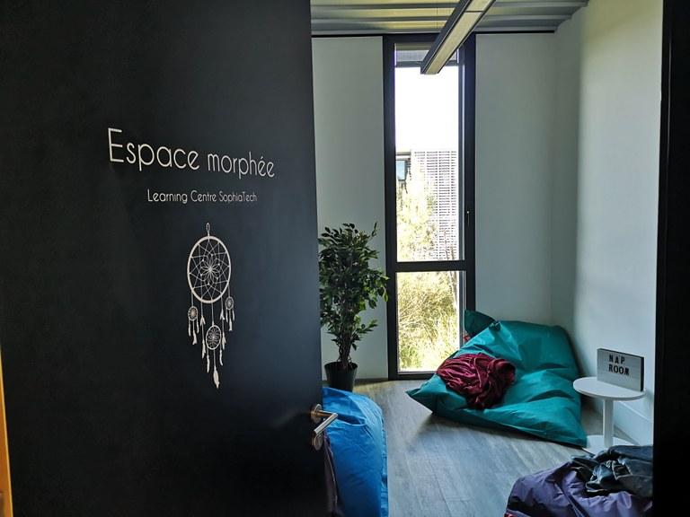 Espace morphée