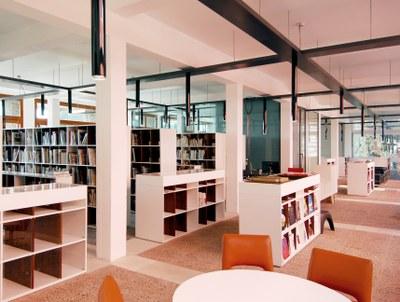 Bibliothèque de la Villa Arson