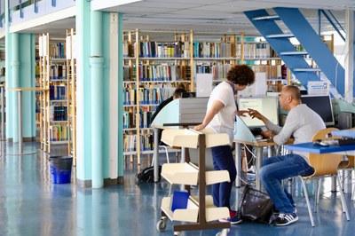 Interroger un bibliothécaire